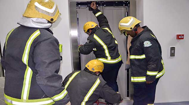 lift Emergency rescue