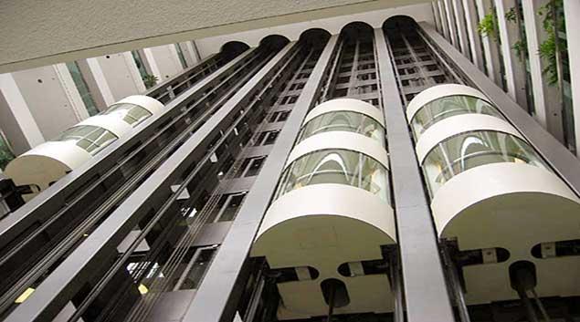 Panorama lift